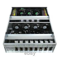 12x GPU Mining Rig with Windows 10 Pro Cryptocurrency Ethereum Bitcoin