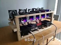 460+ MH/s Nvidia RTX 3000 Crypto Mining Rig'Twins' edition income £850-1K