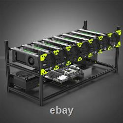 BITCOIN MINING RIG 0 GPU, Starter Setup Altcoin Cryptocurrency Arcadia