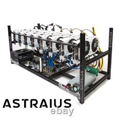 BITCOIN MINING RIG, All-In-One Starter Setup, Alt Coin Cryptocurrency Astraius