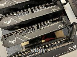 Crypto Mining Rig (Ethereum) 6 X AMD RX 5600 XT / 230MH VAT Included