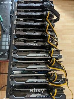 Cryptocurrency Mining Rig £800+ profit per month ETH/RVN/ERG/GRIN NEW