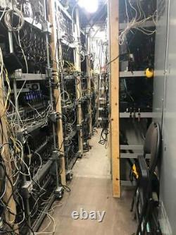 Ethereum ETH/RVN Mining Rig or a Shipping Container FULL of Miners 13,000 MH/S