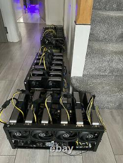 Ethereum mining rig 360 MH/s