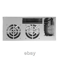 For 6-8 GPU ETH BTC Ethereum Crypto Coin Open Air Mining Frame Rig Graphics