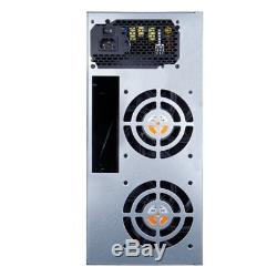 For 6-8 GPU ETH BTC Open Air Mining Miner Frame Rig Coin Graphics Case UK