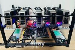GPU Crypto Mining Rig RTX 3090 600MH/s In Stock Same Day Collection