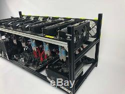 GPU Mining Rigs AMD, Nvidia 99% New & discounted floor models in our workshop