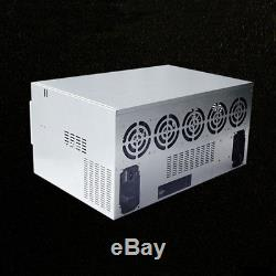 Mining Frame Rig Case For 12 GPU Mining Crypto Currency Rigs Miner DIY