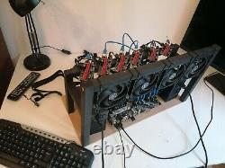 Mining Rig Extraction Kit All In One Gpu Pow