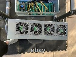 Miningsky Crypto Compact 8 GPU Mining Rig with Power Supply (GPUs Not Included)