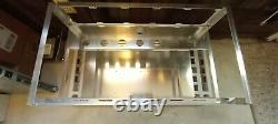 Stackable 8 GPU Aluminum Mining Rig Frame Open Air Miner Case Made In USA
